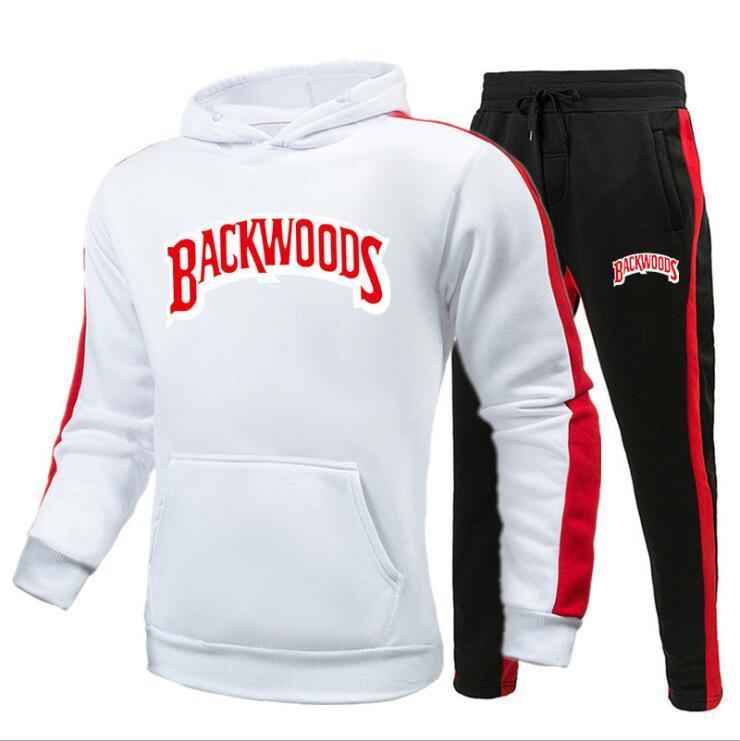 Novo Homens Mulheres manga longa Treino Suit Hoodie casaco casacos desportivos camisola + Pant Jogging Sportswear jumpers conjunto camisola 2 peças