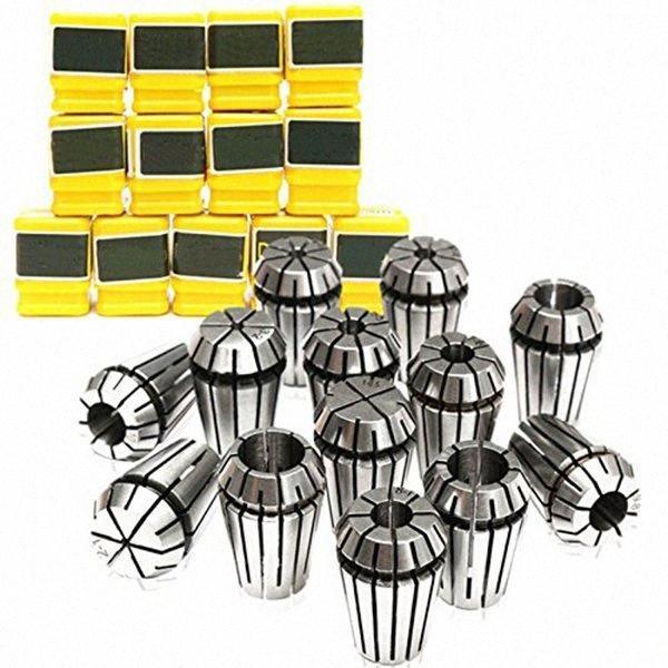 pinza ER20 14PCS set 1 mm e 13 mm ampiezza per macchina per incidere asse motore fresa CNC. k0iL #