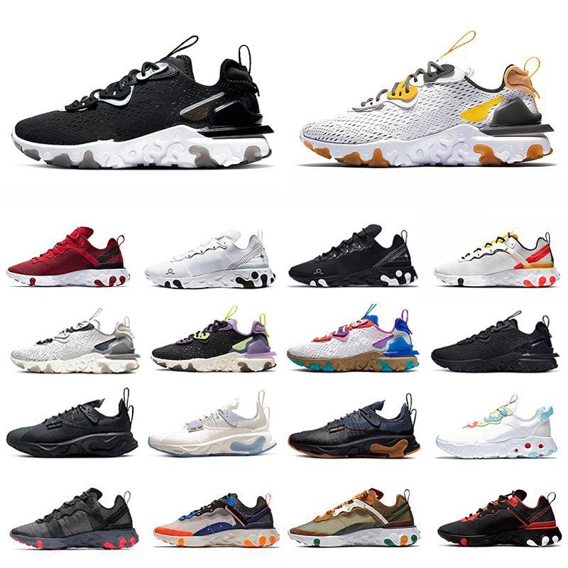 Nike moda epik tepki vizyon elemanı 55 87 erkek koşu ayakkabıları tipi N354 Gore-Tex GTX Phantom Art3mis Petek Şeması erkek kadın eğitmenler spor ayakkabı