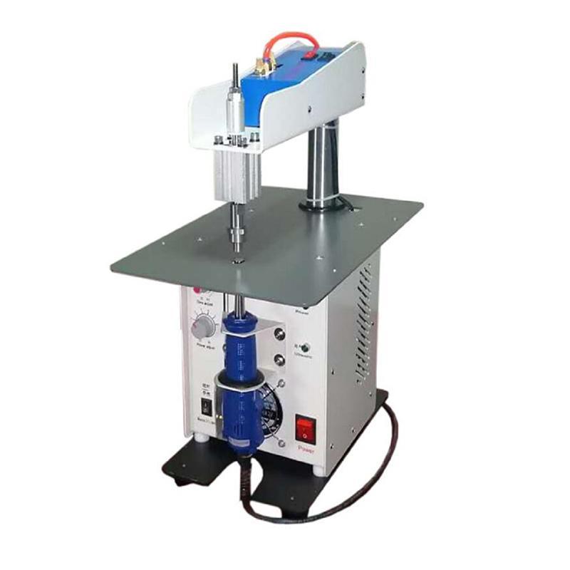 punto de ultrasonidos máquina de soldadura para gancho máscara