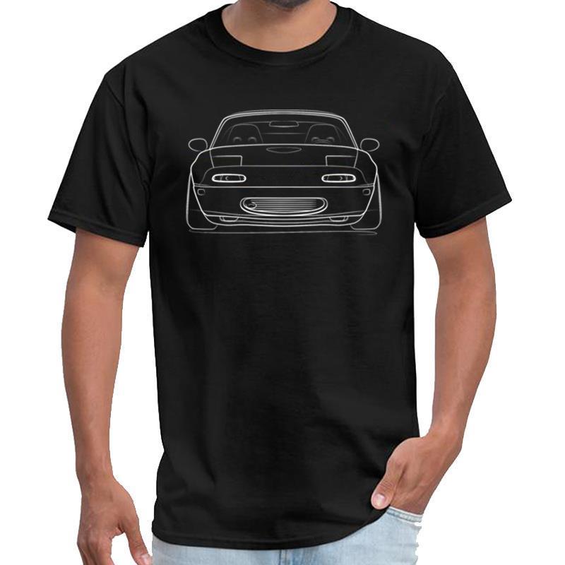 Grafik Mazda Miata MX5 samcro T-Shirt männlich weiblich tishert T Shirt plus Größen S-5XL Normal