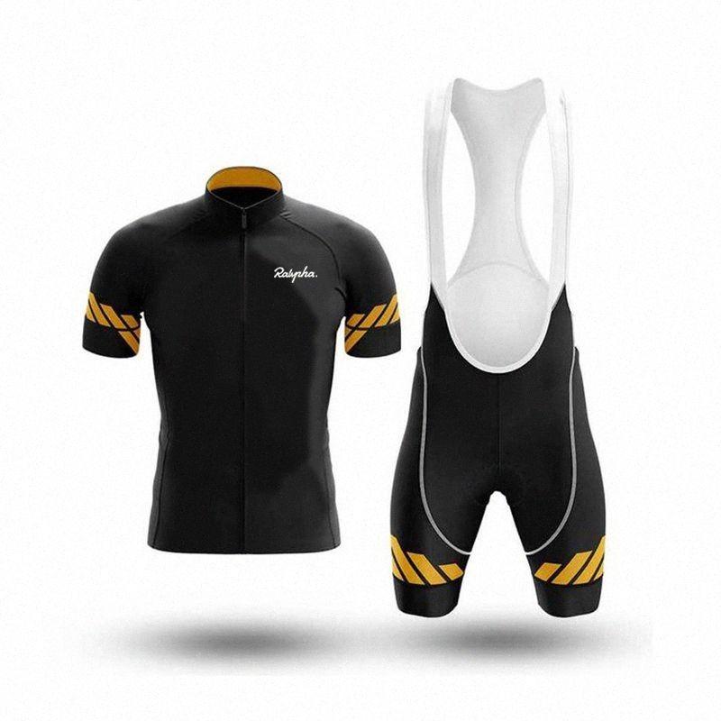 2020 2020 Ralvpha Pro Cycling Jersey Vélo Cyclisme Costumes Vêtements Ropa Ciclismo Maillots Vêtements de vélos Vêtements Cuissard Ensembles 50LI #