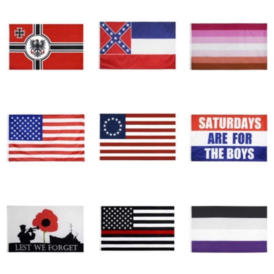 Черный Lives Matter Сад Флаг Я не могу дышать Флаг тусовке фестиваль парад Флаг и партия Парад Supplies T9I00432 # 197
