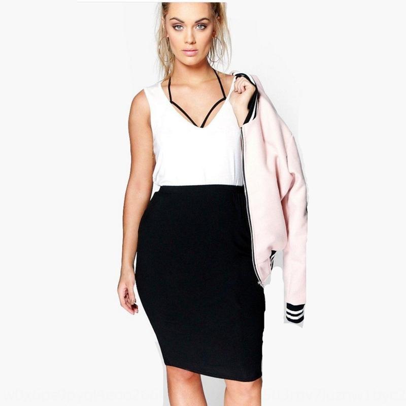 Vfg6t été nouvelle gaine des femmes d'été serré serré jupe nouvelle jupe fourreau des femmes