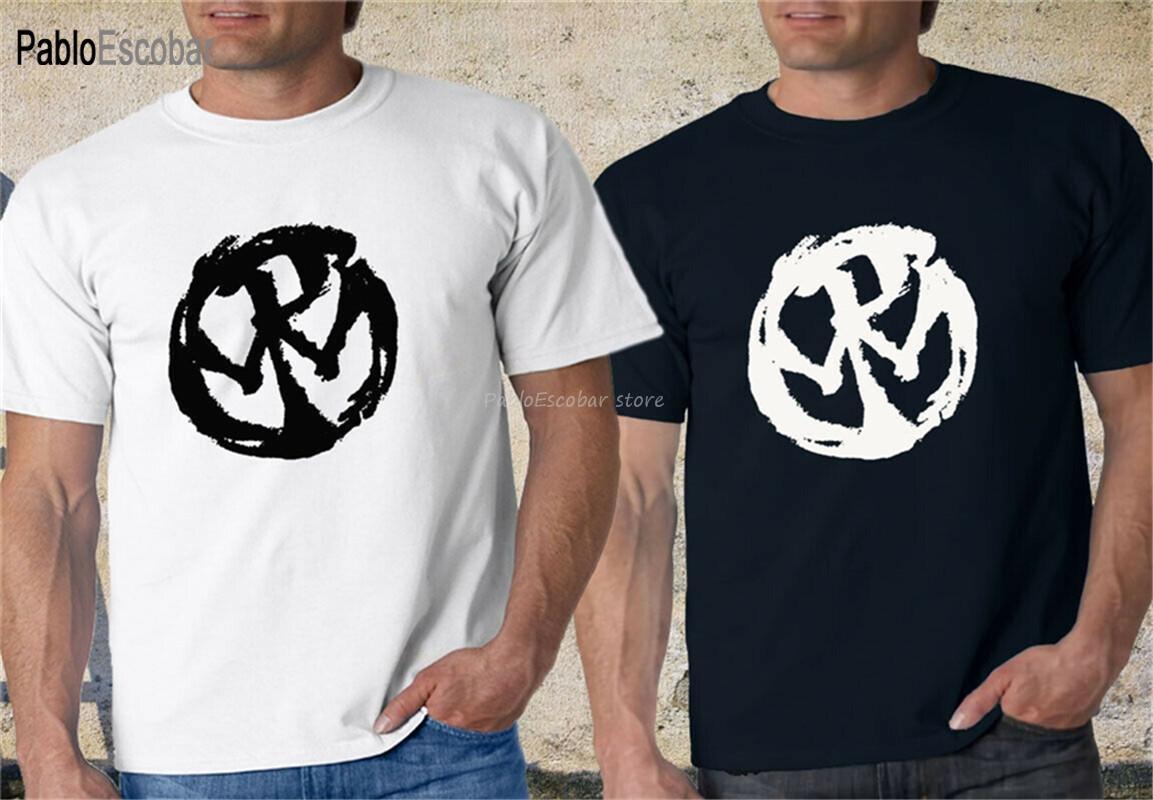 Sommer-Top Tees New Pennywise Punk Rock Band Logo Männer schwarz weißes T-Shirt T-Mode-Klassiker-Art T-Shirt
