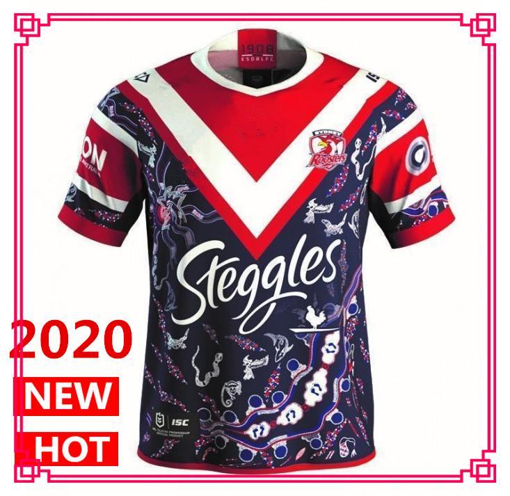 2020 Austrália Todas as equipes de rugby Jerseys casa longe Nines ANZAC INDÍGENA de rugby Jersey camisa grande tamanho 5XL