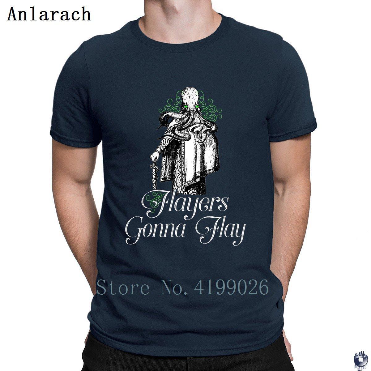 Mindflayers gehend Flay Dungeons and Dragons Dnd Memes T-Shirt Sonnenlicht flippig dünne T-Shirts für Männer Benutzerdefinierte Kleidung T top