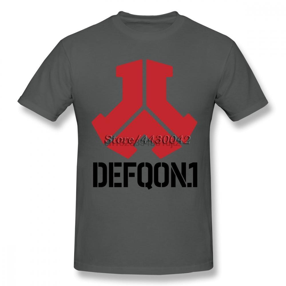 Olanda Defqon.1 Festival T-shirt per uomo Dropshipping estate manica corta in cotone Plus Size personalizzato della squadra Tee 4XL 5XL 6XL (1)