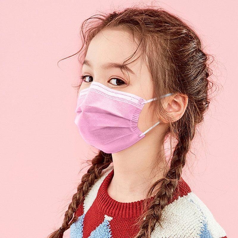 Con máscaras Envío para niños adultos Capa de la boca Máscara 3 Máscaras Balck Polvo Face Green Funda 3-Play No tejido Libre Negro Chilidriensable Dispositivo Mas Twnv