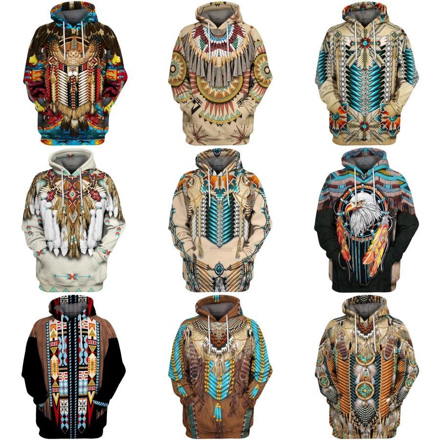 Chrome Hearts maglione con cappuccio Marca famosa Hollywood Mens Hoodie Marchio marea Hoody Felpe Coppie gioventù Hip-Hop con cappuccio Pullover # 831