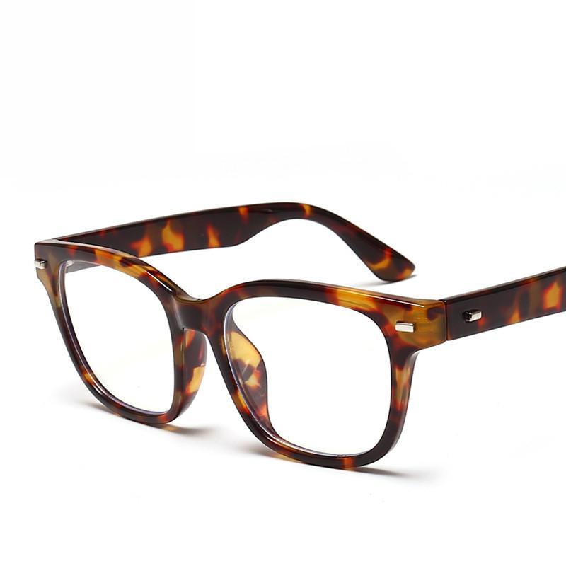Clássico Quadro Mulheres Oculos Grau Bloqueando Homens Luz Eyeglasses Óculos Ópticos Miopia Quadros Eyewear Vintage De Blue Wtbub
