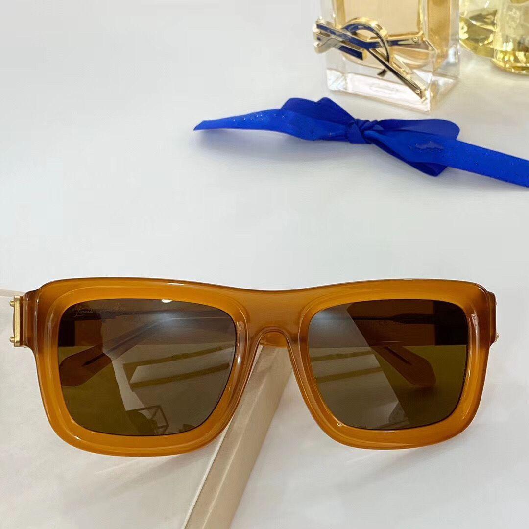 Gafas Top Fashion Designer Millionaire Sunglasses Square Half Frame Outdoor 1193 Nueva Calidad Estilo de Avant-Garde Designer FLIP 2020 Z11 VTID