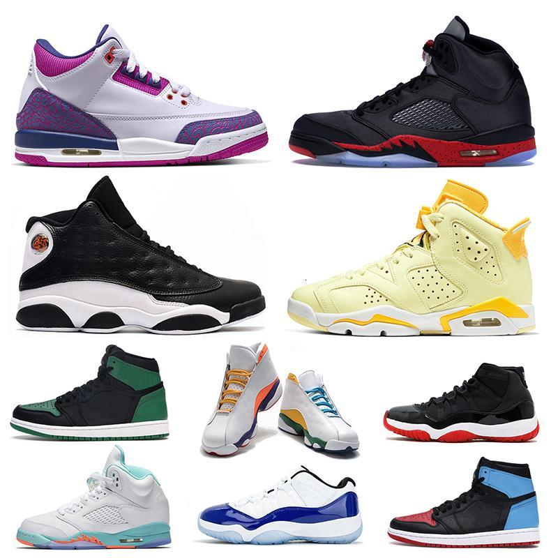 Women Basketball Shoes Jumpman 11s Bred