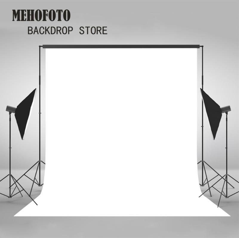 Mehofoto Blanc Photographie backdrops Produit Photo studio photo Porps Props Art Tissu vinyle mince 885