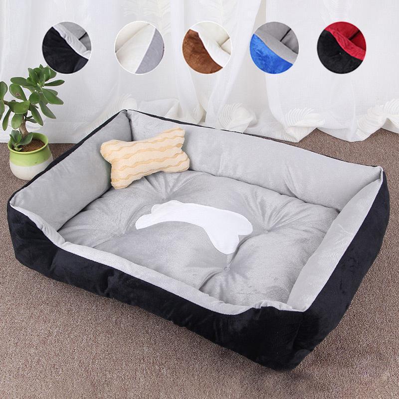 الكلب حيوان أليف السرير الحيوانات الأليفة سرير حصيرة وسادة أريكة منزل القط جرو بطانية التبريد لمتوسطة كبير الكلاب الصغيرة تشيهواهوا تورتة مستديرة petshop