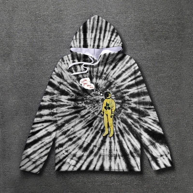 AstroWorld à capuche pour hommes et femmes High Street Style de Travis Hoodies Hommes Femmes Sweatshirts Taille asiatique P9v3 #