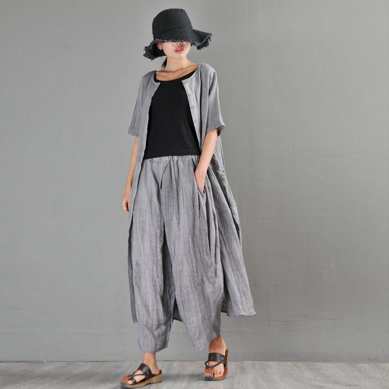 Lcdtj белье плиссированные текстуры 6OFGs Художественное юбка платье женское платье свободно темперамент юбка лето Новый