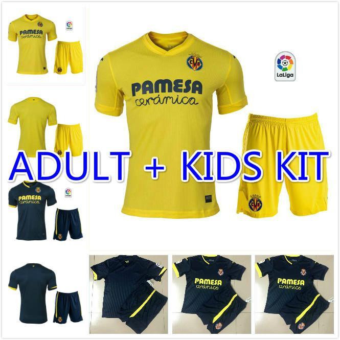 figli adulti kit 2020 camicie Villarreal S.CAZORLA maglie di calcio 20 21 CAMBIO FORNALS camicia di calcio PEDRAZA MORENO CAMP IBORRA calcio