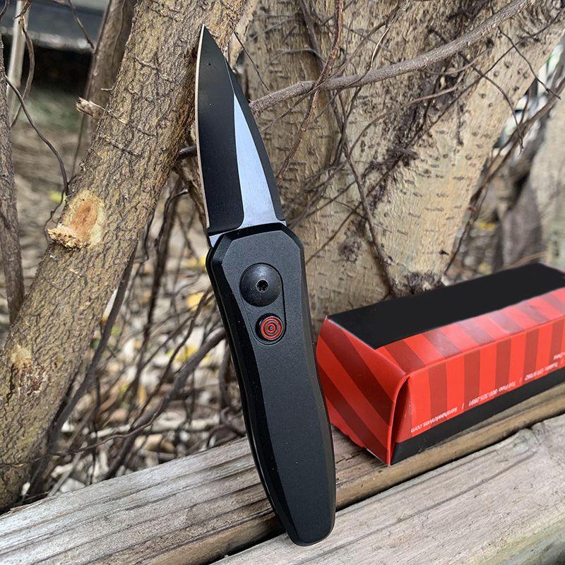 Estilo más popular Kershaw Modelo 7500 cuchillo táctico CPM154 Blade Aviation Manija de aluminio EDC Senderismo Herramienta multifunción