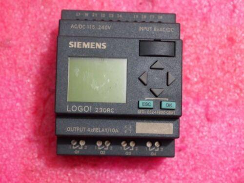 Siemens LOGO! 230RC programlanabilir kontrol 6ED1 052-1FB00-0BA5