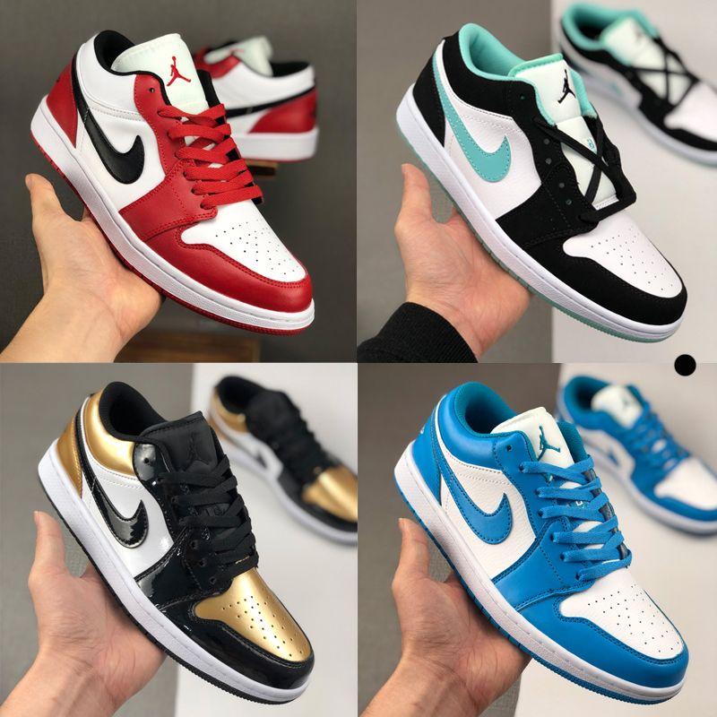 Hombres de la moda las mujeres zapatillas de deporte de diseño j1 1s jd 1 bajo alta jumpman zapatos de baloncesto de los deportes de skate entrenadores alpargatas venta