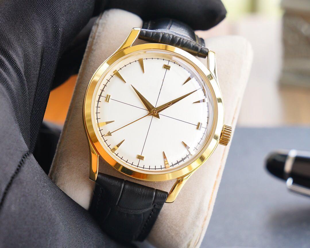 От качества мужские часы 2020 года с 40 мм 316 штрафа стали 9015 движения является водонепроницаемым на 100 метров наручных часов