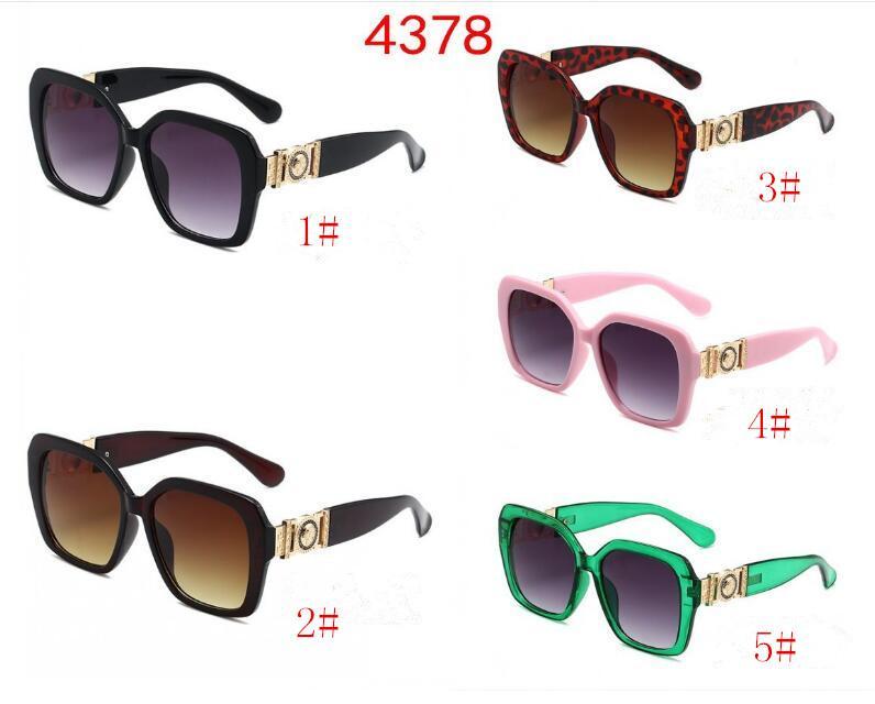 Moda 4078 Nuovi occhiali da sole di marca di Diamante di lusso per le donne occhiali da vetri di moda Designer occhiali da sole alla moda