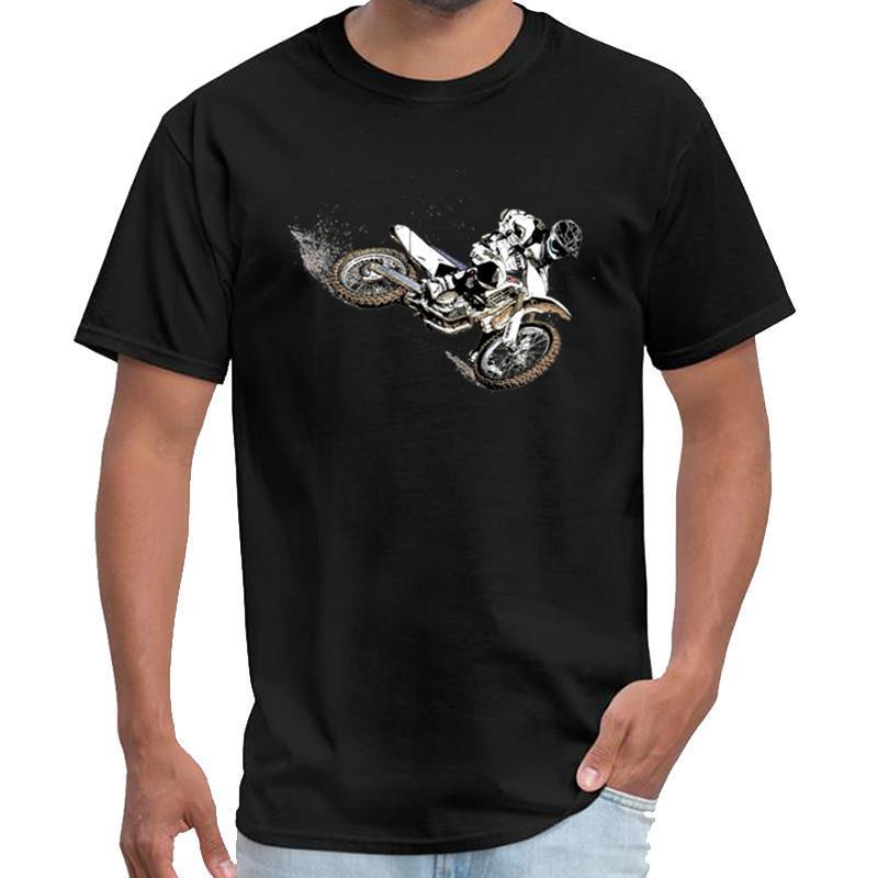 Impreso motocrós camiseta cosas más extrañas de los hombres Ricard camiseta XXXL 4XL 5XL equipo