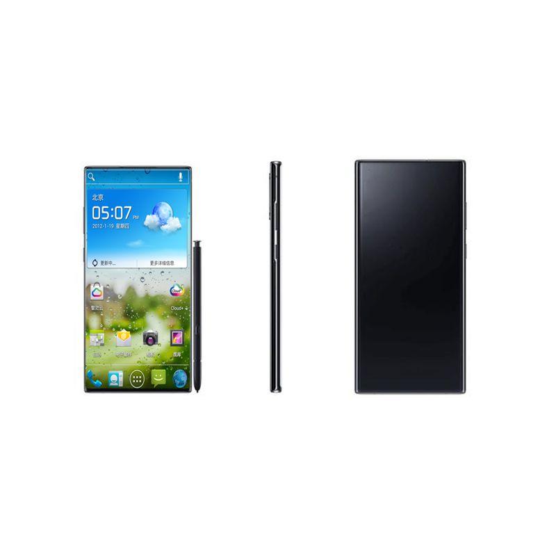 Tela Goophone N20 + 6.7inch Quad Core completa 1G RAM 4G / 8G ROM MOSTRA 5G Andorid celular Bluetooth WIFI Camera Desbloqueado MobilePhone