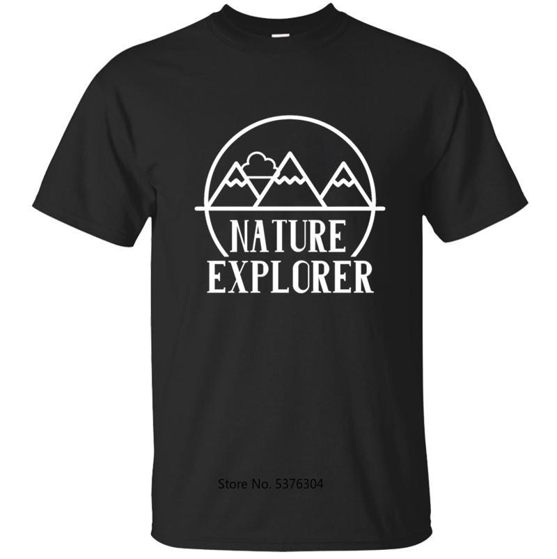 Boy Scout Pathfinder T-shirt dos homens T shirt dos homens Homens T-shirt roupas de algodão Male Plus Size 2020 Tops aptidão