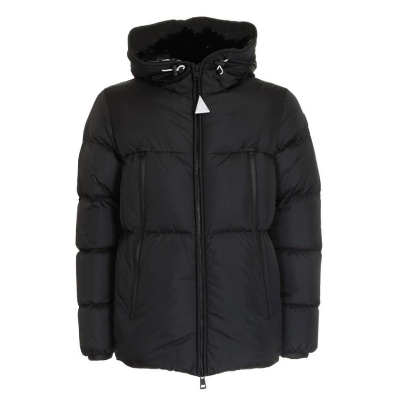 Kalın Isınma Kapşonlu Yüksek Kaliteli parka kirpi ceket Günlük Moda kuzey Kış Ceket aşağı Erkek Kış Ceket Kaban WINDBREAKER Beyaz ördek