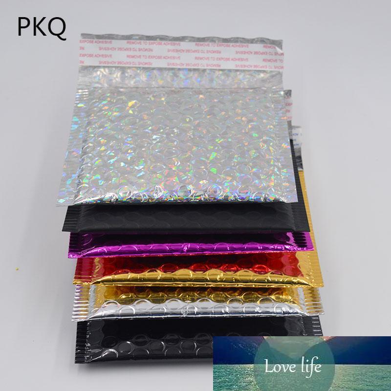 150PCS 15 * 13cm Kabarcık Postaları Bubble Darbeye Su geçirmez Posta Zarf poşetleri Çanta Nakliye paketleme yastıklı Zarflar