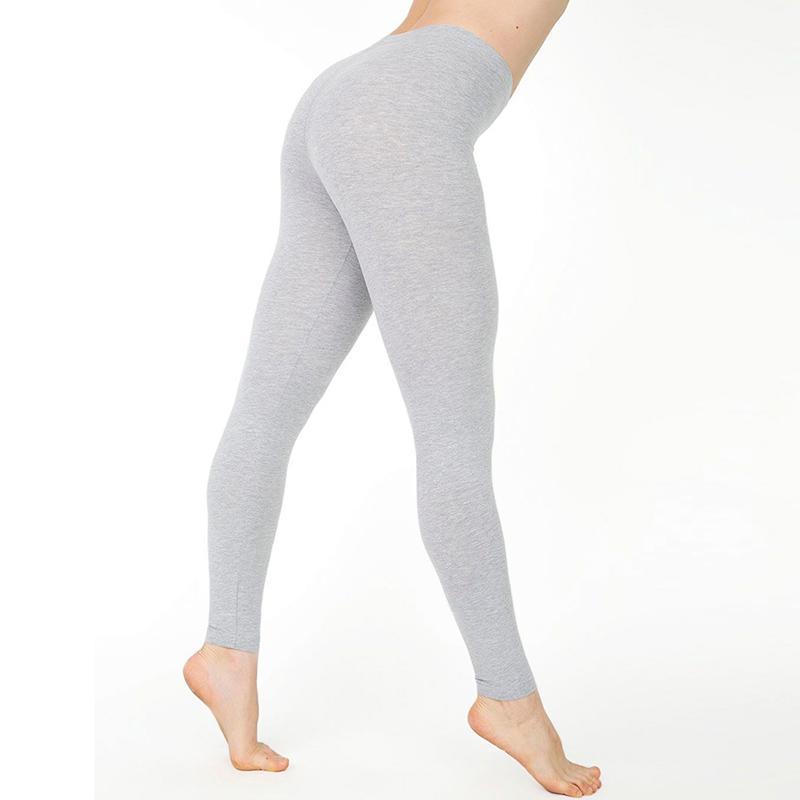 Женщины Брюки Высокая Упругие Фитнес Спорт Леггинсы Лосины Тонкий Идущие Спортивная спортивные брюки быстрое высыхание Обучение Брюки