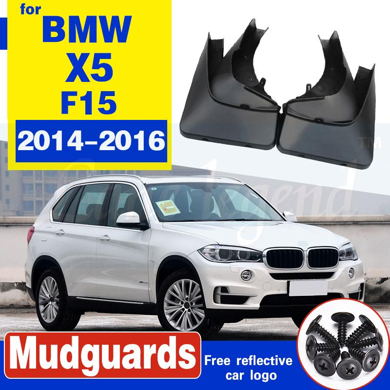 OE STYLED VORN HINTEN MOLDED MUD KLAPPEN FIT FÜR 2014-2016 BMW X5 F15 MUD FLAP SPLASH GUARD KOTFLÜGEL Fenders ZUBEHÖR