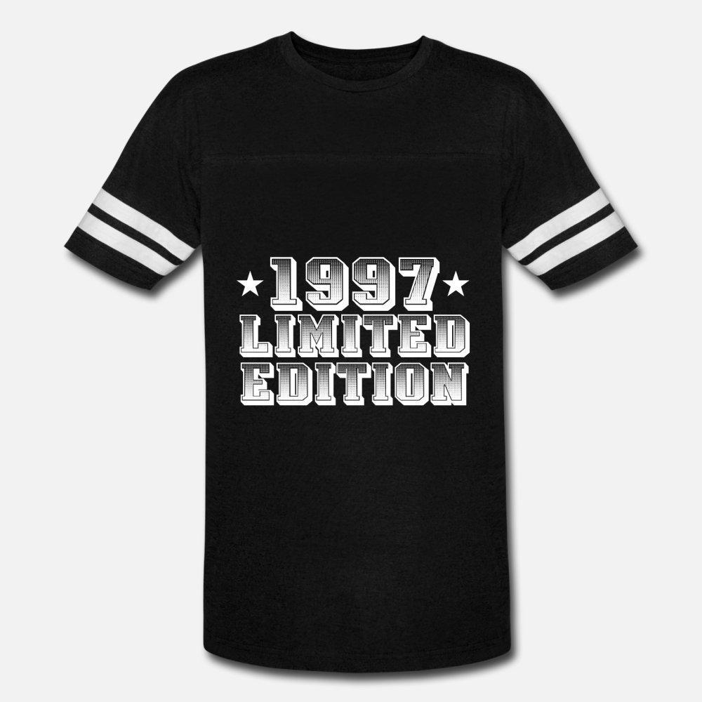 1997 hombres de la camiseta Diseño de la camiseta del O-Cuello unisex luz del sol camisa transpirable traje de primavera