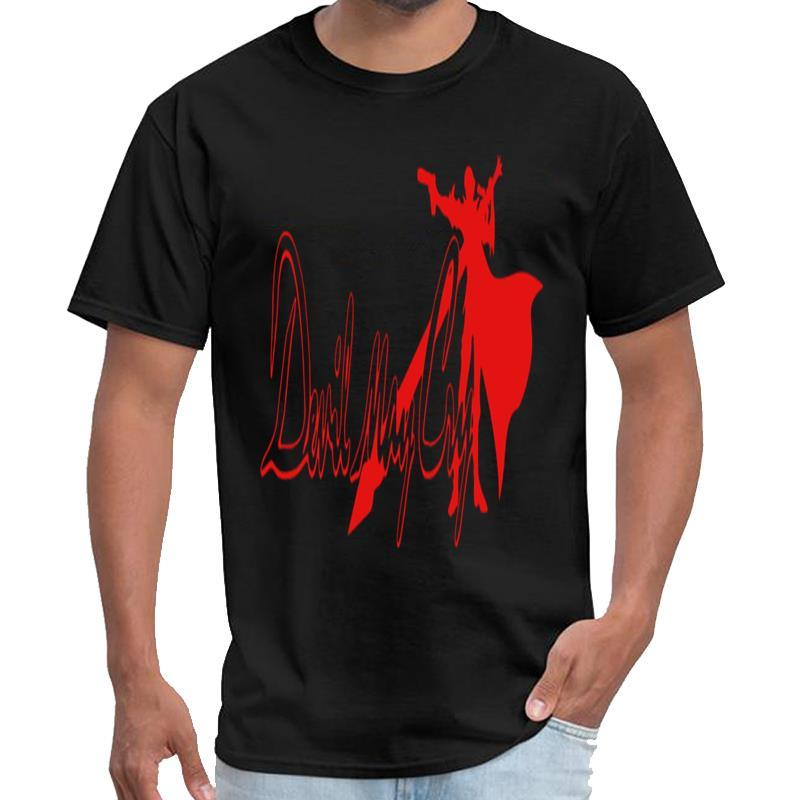 Imprimé Devil May Cry Logo petite étincelle t-shirt t russie hommes chemise 3XL 4XL tee 5xl top