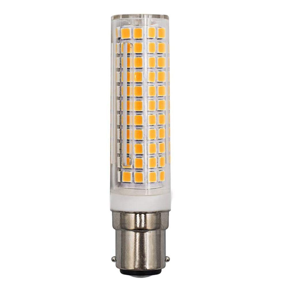 замена лампочки Dimmable 10Вт B15d LED 100W галогенная лампа с 360 градусами угла для потолочного вентилятора лампы