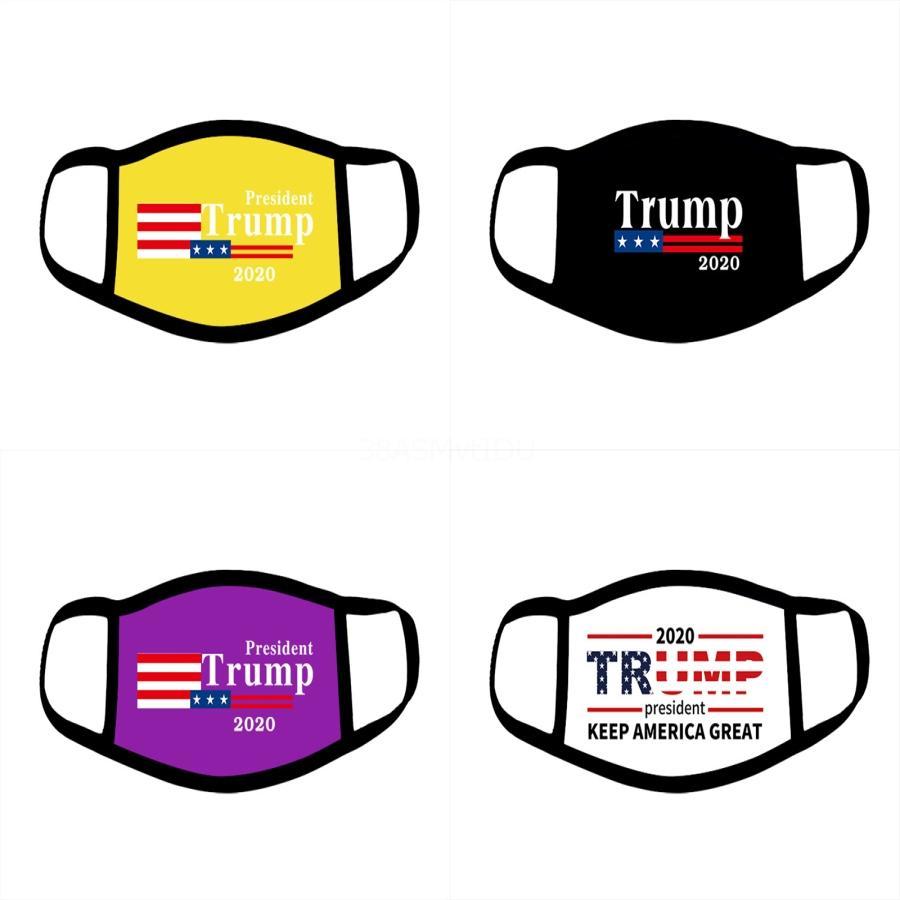 Trump Маска Trump Президент США Выборы Голосуйте сделать Америку Великой Снова Wasale Открытого Reatale против пыли Mout маски # 713