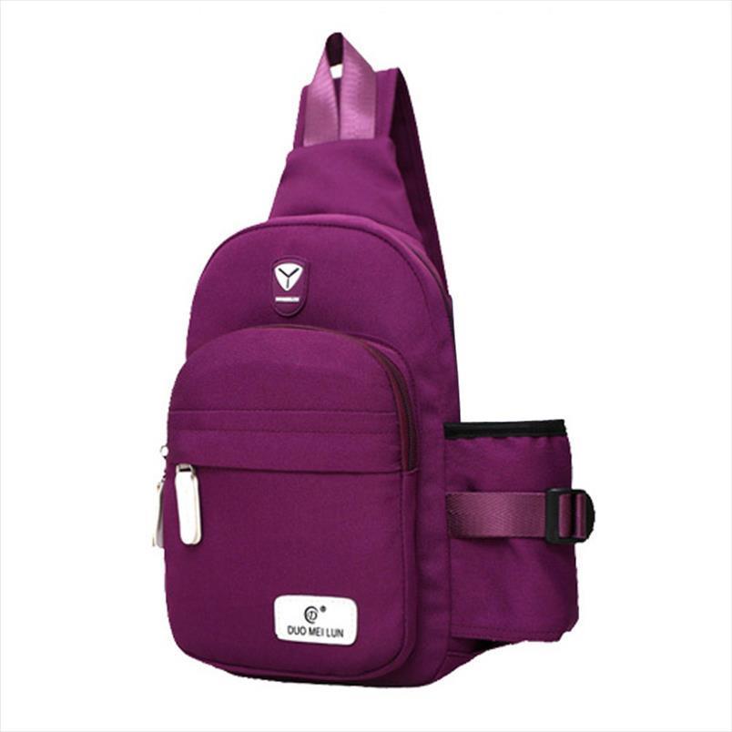Crossbody delle donne 2020 della nuova cassa di borse casual borse a spalla coreano del messaggero Cross Body Bag di viaggio delle donne Borse Borse Mujer