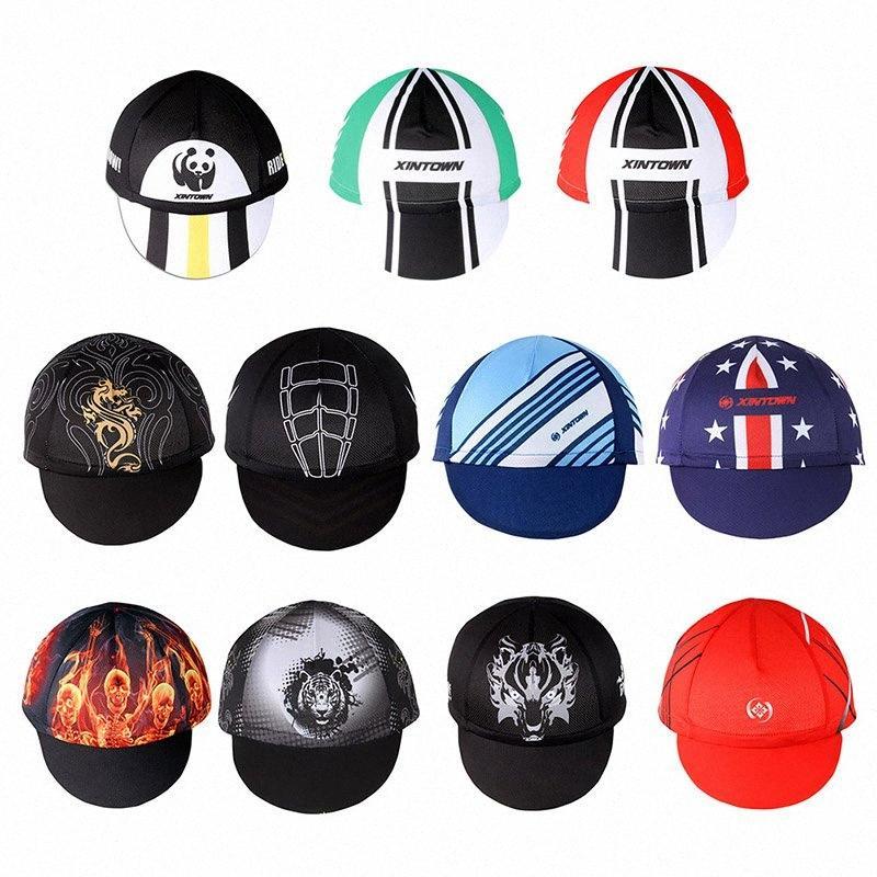 Açık Bisiklet Bisiklet Bisiklet Cap şapka bisiklet kap şapka Eşarp forması Kask Giyim Tek Boyut 11 Renkler 2020 obgs #