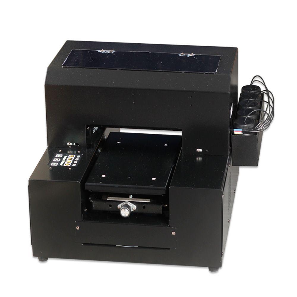 SHBK Handy Shell Druckergeräte kleine 3D-Relief Produktionsanlagen, Einstiegs-A4-Größe UVdrucker