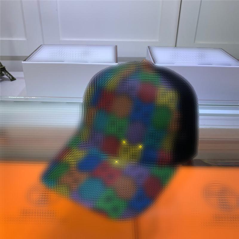 De luxe de casquettes de baseball pour les hommes et les femmes Coton Sport Golf réglable courbé Hat