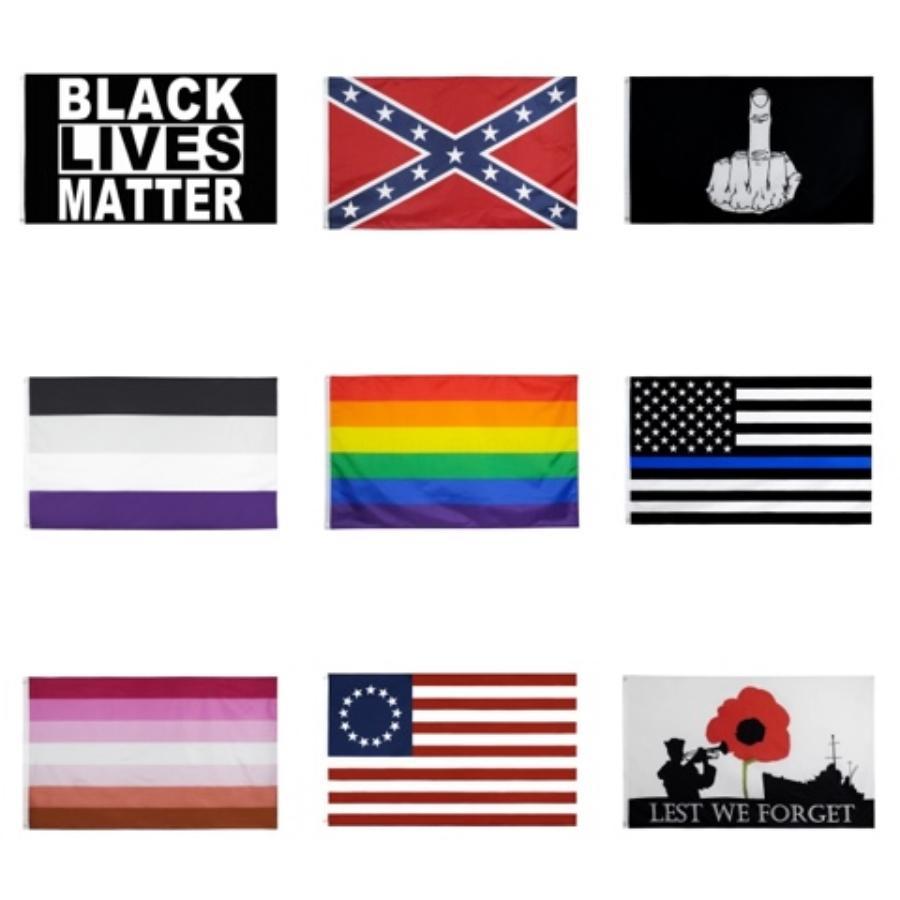 USA-Flagge Hand Kleine Mini-Flagge USA US amerikanische Festival-Party Supplies Flag 14 * 21 cm LJJK2168 # 595