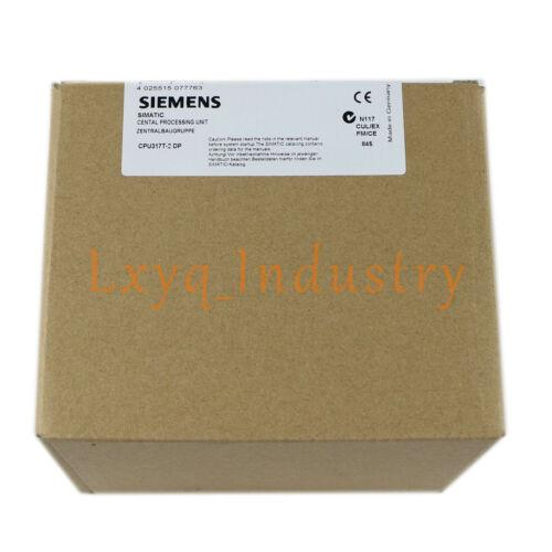 Nuovo Quality Assurance Siemens 6ES7 317-6TJ10-0AB0 6ES7317-6TJ10-0AB0 Marca