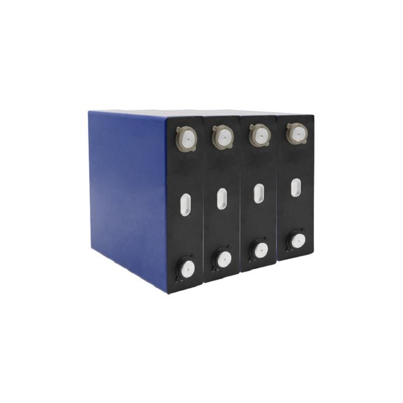4 adet Derin Döngüsü Şarj Edilebilir 3.2 V 120Ah Lifepo4 Güneş Sistemi Için Lityum Hücre UPS