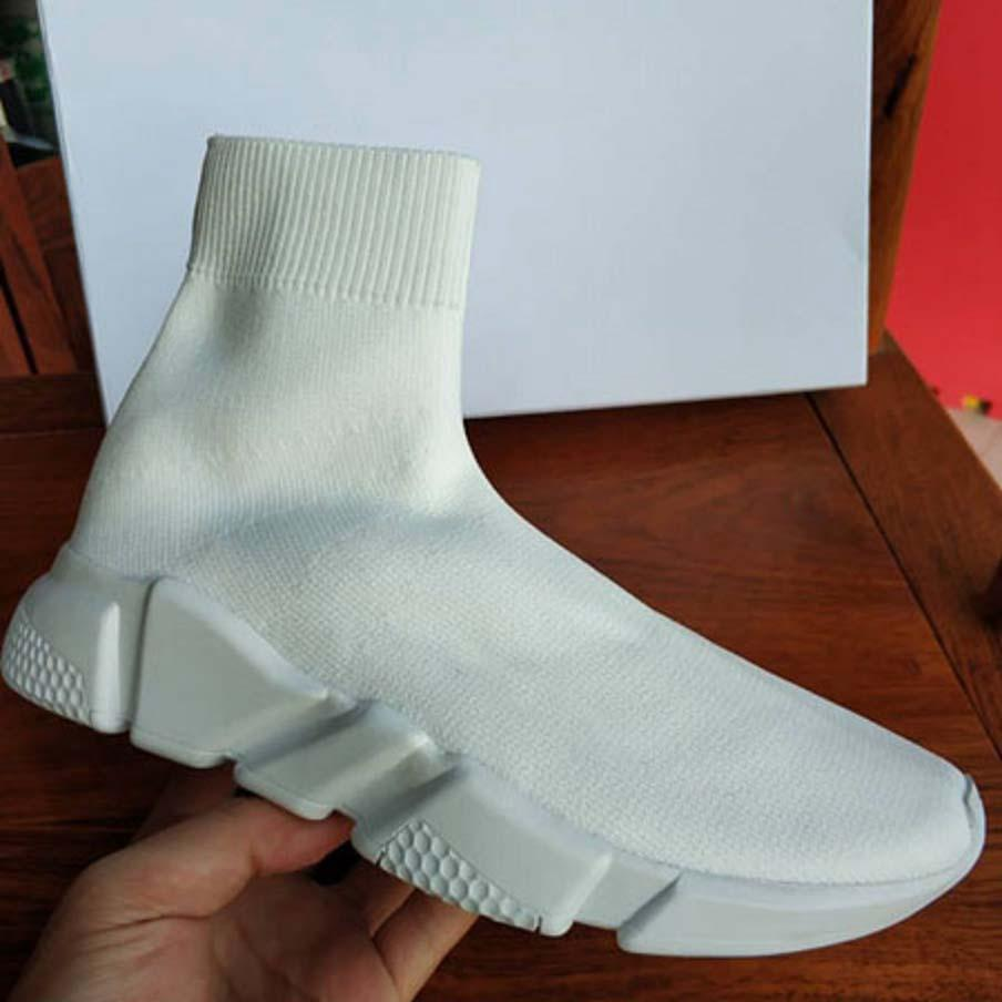 Moda Man Kadınlar En kaliteli gerçek deri el yapımı renkli Gradyan Teknik Kumaşın spor ayakkabılar kadınlar ünlü ayakkabı 001 BA180 08