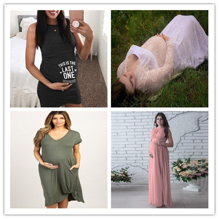 Pregnant Mommy Maternity Dress Sexy Lace V Neck Long Sleeve Dresses Designer Spring Casual Women Slim Clothing Designer Dress Clubbing Dresses From Compressionjogger 15 89 Dhgate Com