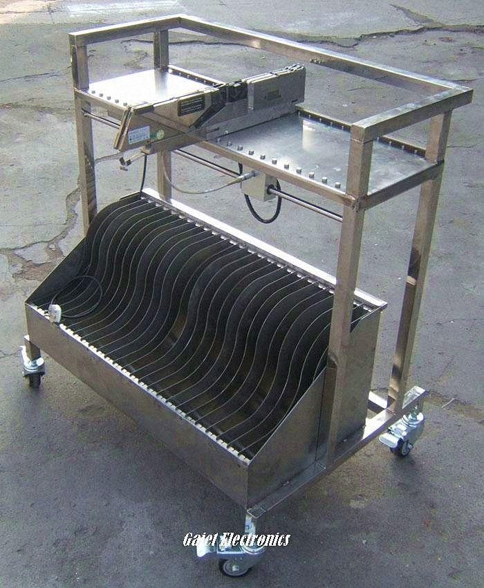 SMT Feeder Storage Cart L800 * W600 * H1000 para Siemens pick and place Máquina sl8D #