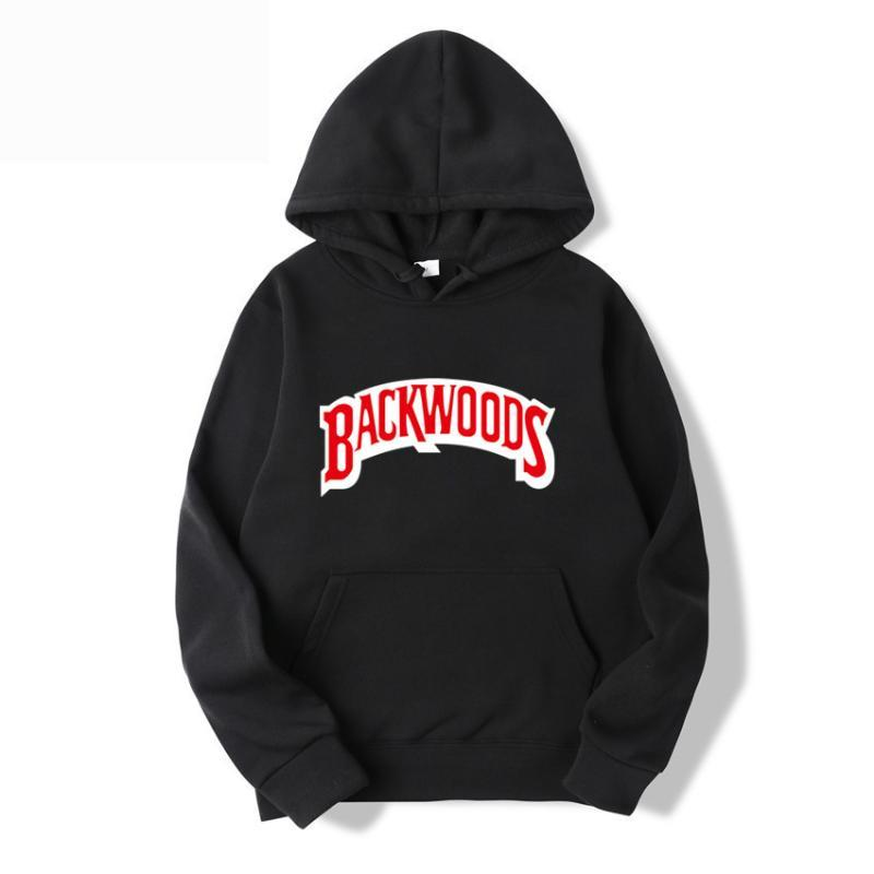 Backwood Hoodie hombres sudaderas Kpop Kapüşonlular Kawaii coreano gran tamaño Harajuku Hip Hop Hoodie Sudadera Mujer invierno