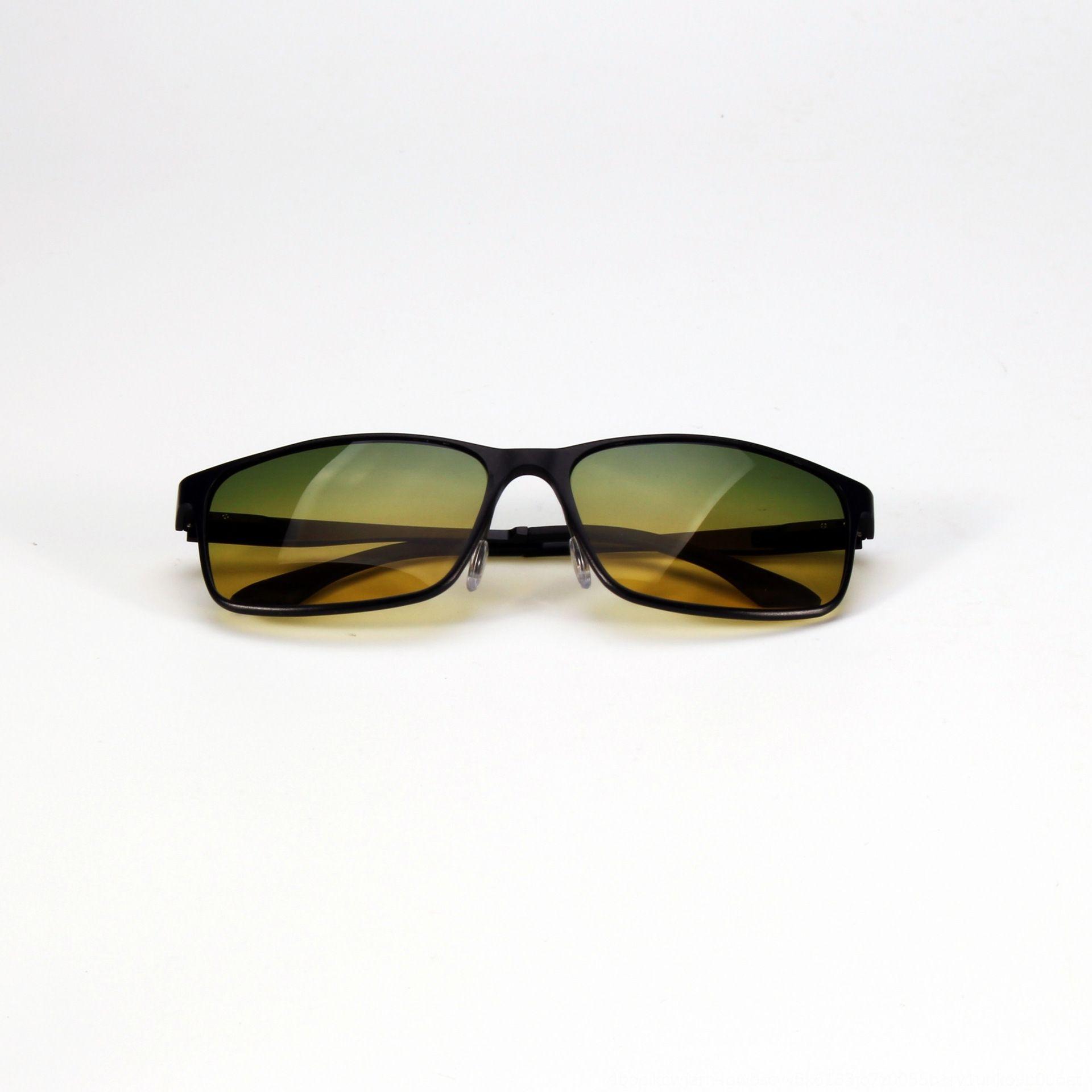 polarizada homens de alta definição e Dia condução óculos de sol noite condução visão nocturna óculos CDDRZ